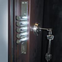 Магнитный замок на дверь