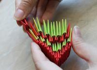 Модульное оригами - дракон35