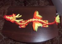 Модульное оригами - дракон56