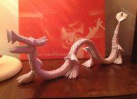 Модульное оригами - дракон57
