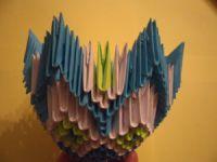 Модульное оригами - конфетница23
