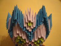 Модульное оригами - конфетница25
