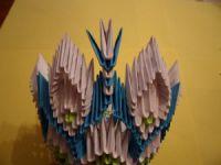 Модульное оригами - конфетница32