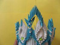 Модульное оригами - конфетница37