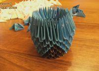 модульное оригами сова10