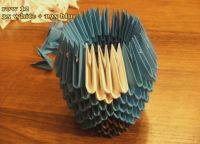модульное оригами сова13