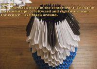 модульное оригами сова18