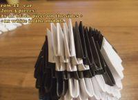 модульное оригами сова22