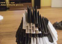модульное оригами сова23