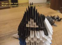 модульное оригами сова5
