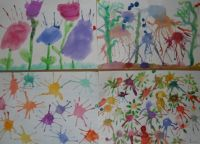 Нетрадиционное рисование в детском саду8