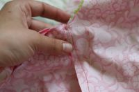 Платье для девочки своими руками13