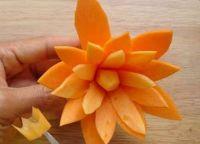 Поделки из моркови5