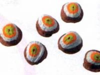 Поделки из скорлупы грецкого ореха19