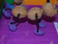 Поделки из скорлупы грецкого ореха30