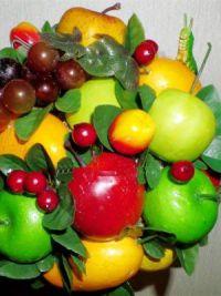 топиарий из фруктов мастер класс19