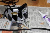 Венецианские маски своими руками13