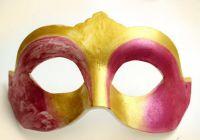 Венецианские маски своими руками9