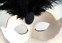 Венецианские маски своими руками20