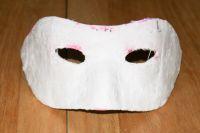 Венецианские маски своими руками7