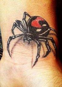 Татуировки для девушек на запястье 9