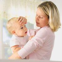 у ребенка режутся зубы температура