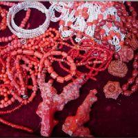 Изделия из коралла