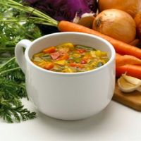 Вегетарианские супы