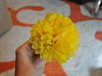 цветы из салфеток своими руками_6