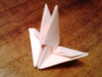 поделки из модулей оригами легко 14