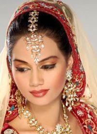 Как сделать восточный макияж глаз