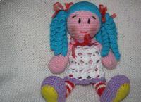 Вязание крючком игрушки 9