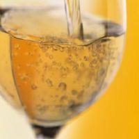 яблочное шампанское