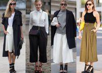 юбка брюки 2015 1