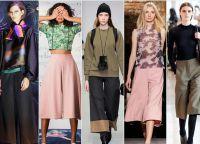 юбка брюки 2015 8