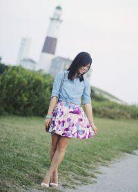 юбка из штапеля7