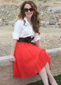 юбка из штапеля8