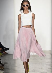 юбка миди 2015 1