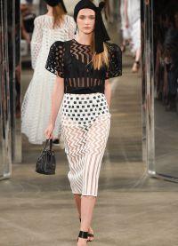 юбка миди 2015 5