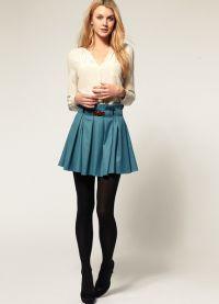 юбки мода 2015 1