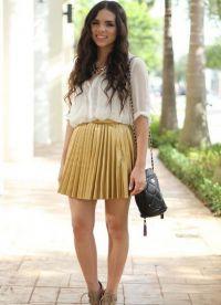 юбки мода 2015 2