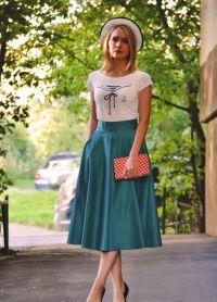 юбки мода 2015 8