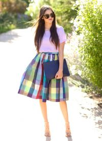 юбки мода 2015 9