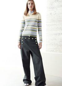 женские брюки тенденции 2015 11