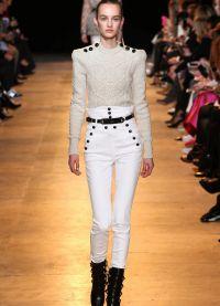 женские брюки тенденции 2015 12