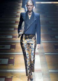 женские брюки тенденции 2015 21