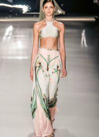 женские брюки тенденции 2015 4