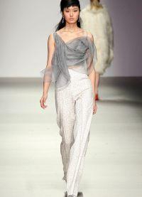 женские брюки тенденции 2015 5