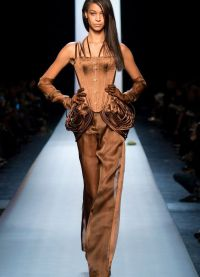 женские брюки тенденции 2015 9