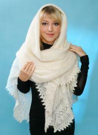Женские головные платки 3